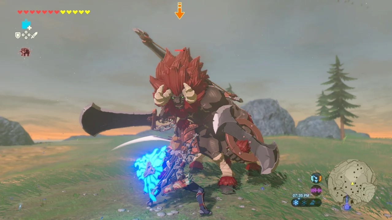 Lynel | Review: The Legend of Zelda Breath of the Wild