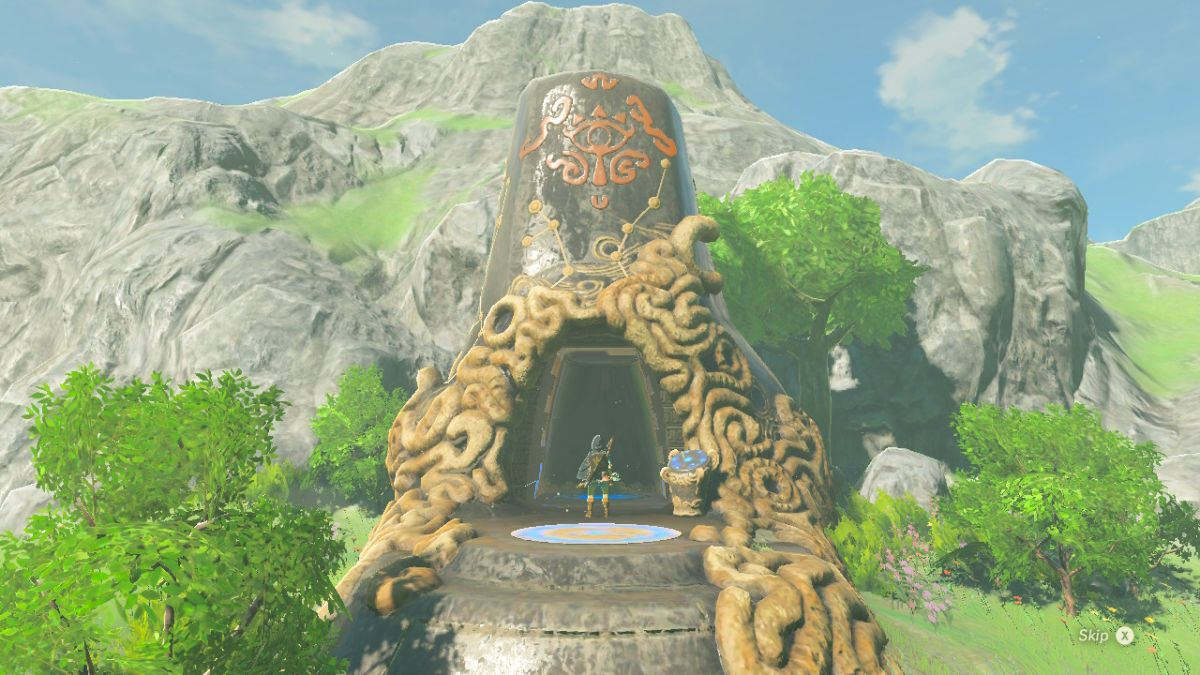 Shrine | Review: The Legend of Zelda Breath of the Wild